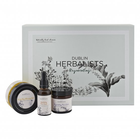 Dublin Herbalists Regenerating Gift Set