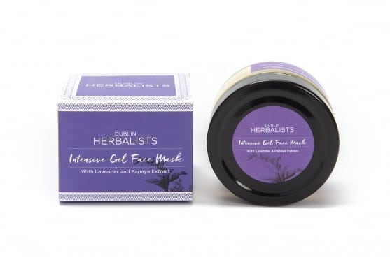 Dublin Herbalists Intensive Gel Face Mask