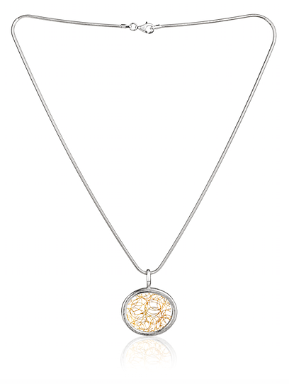 Jill Graham Eternal Medium Pendant 1