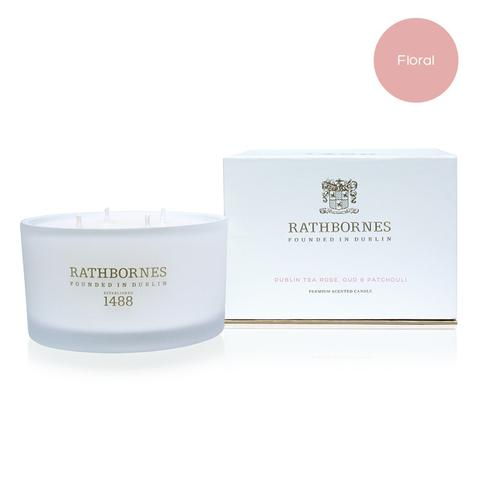 Rathbornes Luxury Candle