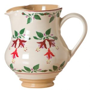 Nicholas Mosse Medium Jug Fuschia