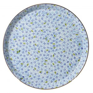 Nicholas Mosse Presentation Platter Light Blue Lawn