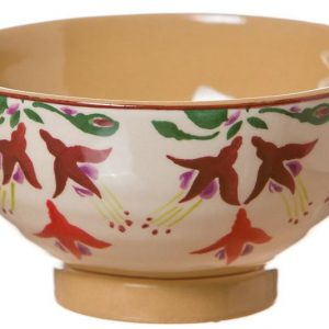 Nicholas Mosse Small Bowl Fuschia