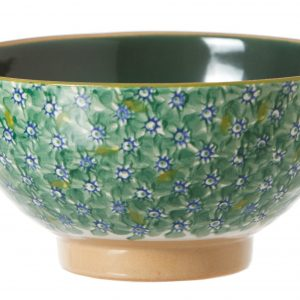Nicholas Mosse Vegetable Bowl Lawn Green