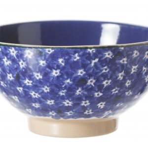 Nicholas Mosse Vegtable Bowl Lawn Dark Blue