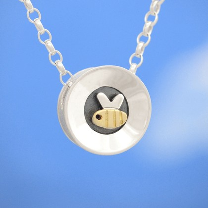 Alan Ardiff Busy Bee Pendant