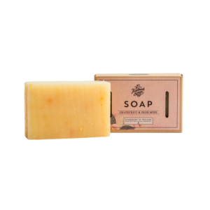 Handmade Soap Co Grapefruit & Irish Moss Soap
