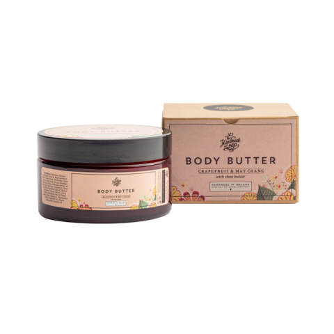 Handmade Soap Co Grapefruit & May Chang Body Butter