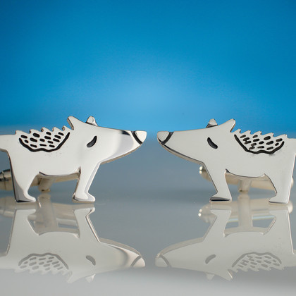 Alan Ardiff Hair of the Dog Cufflinks