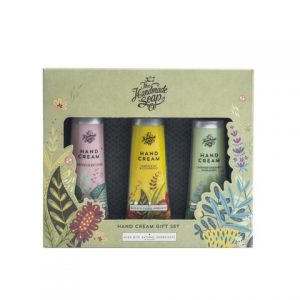 Handmade Soap Co Hand Cream Gift Set