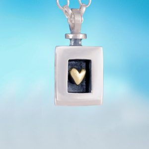 Alan Ardiff Heart of Gold Pendant