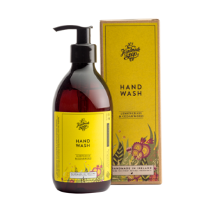 Handmade Soap Co Lemongrass & Cedarwood Hand Wash