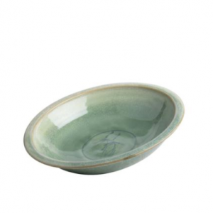 Louis Mulcahy Fruit Bowl Green