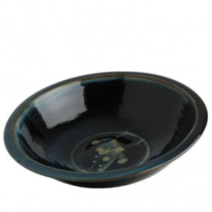 Louis Mulcahy Fruit Bowl Navy