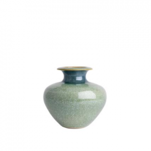 Louis Mulcahy Posy Jar Medium Green