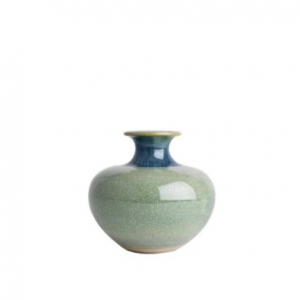 Louis Mulcahy Posy Jar Small Green