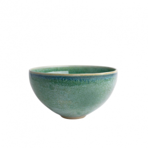 Louis Mulcahy Salad Bowl Green